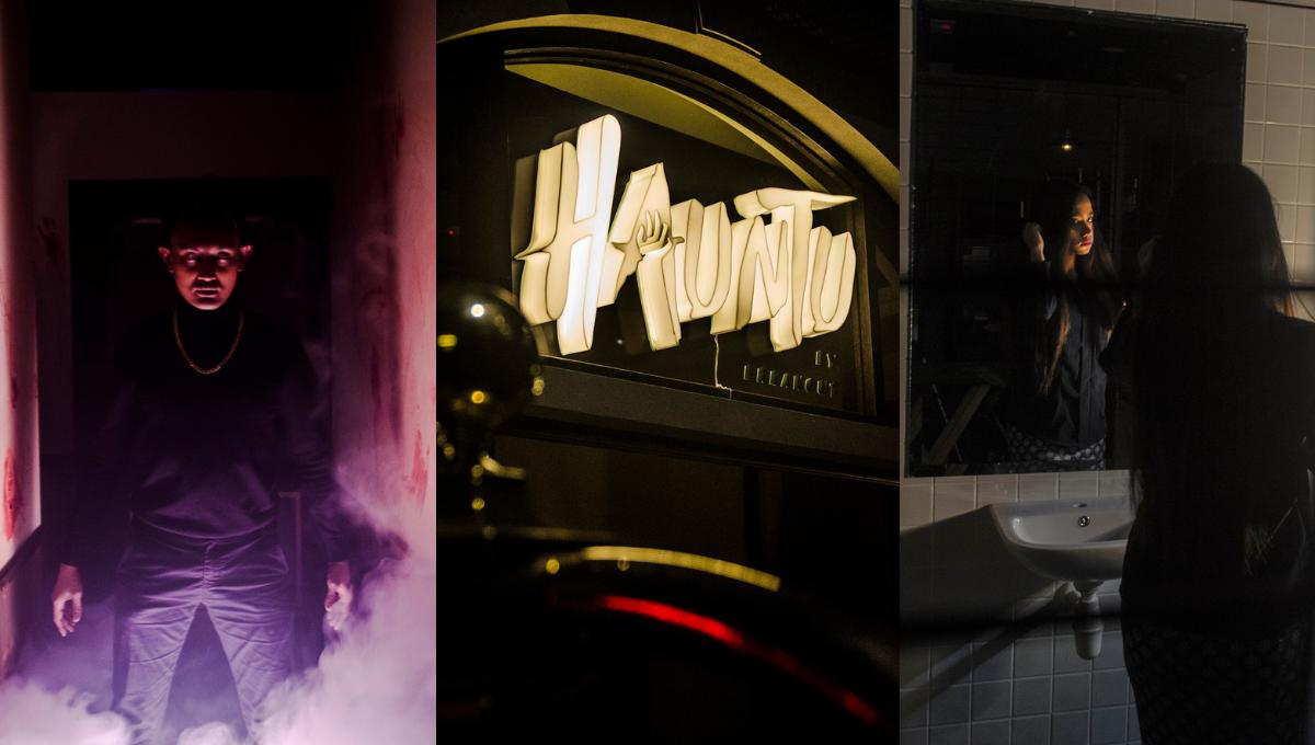 Hauntu | Theatrical Haunted House KL | Immersive Horror Experience