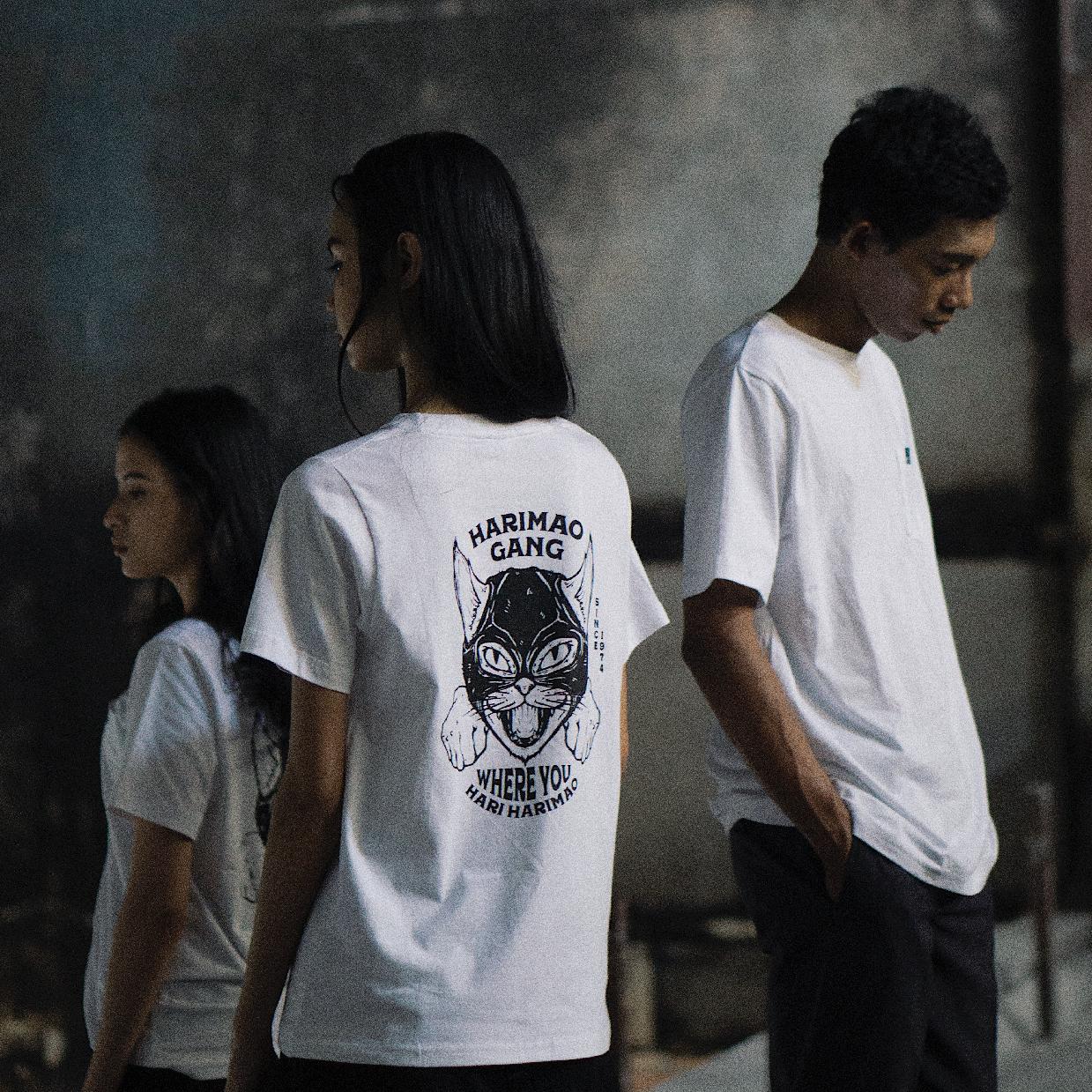 Hauntu Merchandise | Harimao Gang