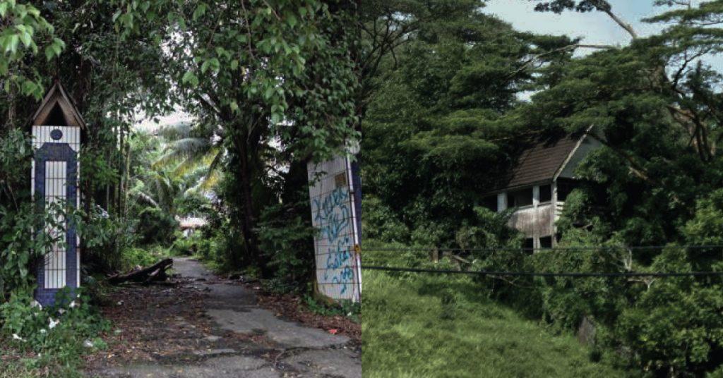 Villa Nabila Haunted Place