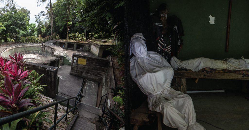 Penang War Musuem | Haunted Places Malaysia